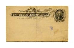 Antique postcard Stock Photos