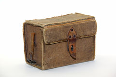 Antique pouch Royalty Free Stock Photo