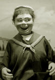 Antique Puppet Stock Photography