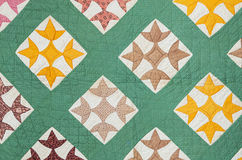 Antique Quilt Stock Photos