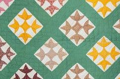 Antique Quilt Stock Photos