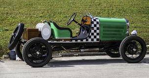 Antique Racing Car Royalty Free Stock Images