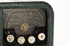 An antique radio Stock Photos