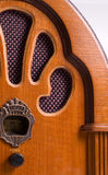 Antique Radio 2. An old fashioned radio Stock Photography