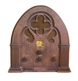 Antique Radio Stock Image