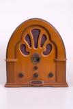 Antique Radio 5. An old-fashioned radio Royalty Free Stock Photo