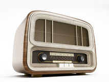 Antique radio Stock Photos