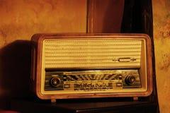 Antique radio Stock Images