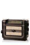 antique radio wood Στοκ εικόνα με δικαίωμα ελεύθερης χρήσης