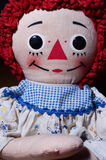 Antique Raggedy Ann Royalty Free Stock Image