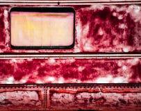 Antique railroad car design element. royalty free stock photo