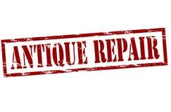 Antique repair. Rubber stamp with text antique repair inside,  illustration Stock Image