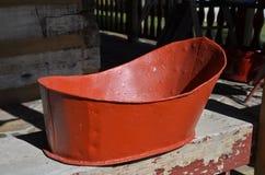 Antique restored bathtub Royalty Free Stock Photography