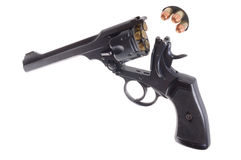 Antique Revolver Royalty Free Stock Photos