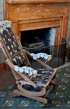 Antique Rocking Chair Stock Photos
