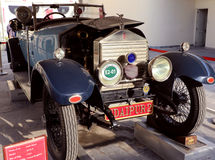 Antique Rolls Royce car Stock Photos