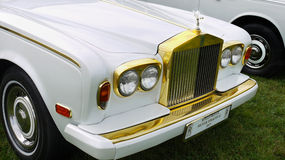 Antique Rolls-Royce Stock Photos