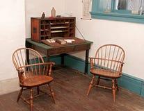Antique room setup Stock Images