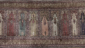 Antique Rug Stock Photography