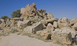 Antique ruins 1 Stock Image