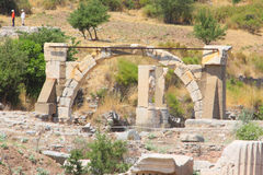 Antique ruins Royalty Free Stock Photography