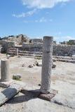 Antique ruins, Greece. Stock Photos