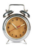 Antique Rusted Alarm Clock Stock Images