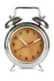 Antique Rusted Alarm Clock Stock Images