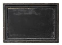 Antique rustic old Parisian Euro chalk board. Photo of antique rustic old Parisian Euro chalk board Stock Photos