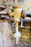 Antique rusty machinery Stock Photography