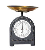 Antique scale Royalty Free Stock Photos