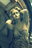 Antique sculpture Royalty Free Stock Images