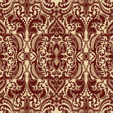 Antique seamless background Stock Image