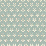 Antique seamless background retro Japanese round flower chintz. Can be used for both print and web page royalty free illustration