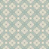 Antique seamless background 514 vintage cross round flower Stock Image