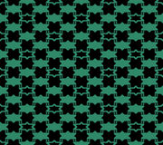 Antique seamless green background star triangle geometry. Can be used for both print and web page Royalty Free Stock Photo