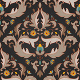 Antique seamless pattern Royalty Free Stock Photos