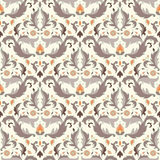 Antique seamless pattern Royalty Free Stock Photo