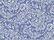 Antique Seamless Wallpaper Pattern stock photos