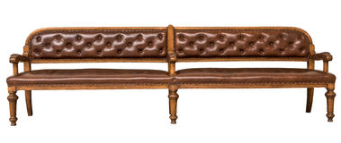 Antique Seat Or Sofa Stock Photo