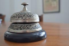 Antique service bell Stock Photos