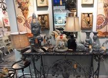 antique shop Stock Image
