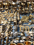 Antique Shop. An antique shop in India Royalty Free Stock Photo