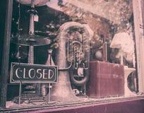 Antique shop Stock Images