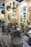 antique shop corner Royalty Free Stock Photo