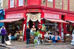 Antique Shop Royalty Free Stock Photo