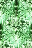 Antique silver design abstract Royalty Free Stock Photo