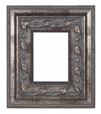 Antique silver Picture Frame Royalty Free Stock Images