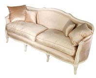 Antique Sofa Royalty Free Stock Image
