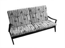 Antique sofa Stock Images